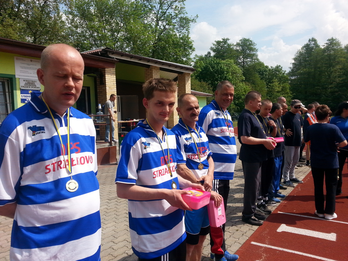 Miting Lekkoatletyczny w Słupcy 13.05.2016