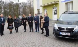 Oddanie do użytku kotłowni gazowych oraz samochodu osobowego 18.02.2016