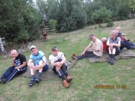 Piknik w Gospodarstwie Agroturystycznym w Piotrowicach - 12.08.2014