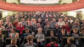 Wycieczka do Teatru w Gnieźnie 15.01.2016