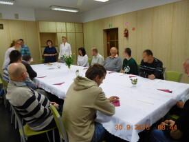 Warsztaty socjoterapeutyczne 30.09.2016