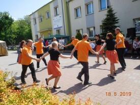 XIX Zjazd Rodzin Mieszkańców DPS w Strzałkowie 18.05.2019